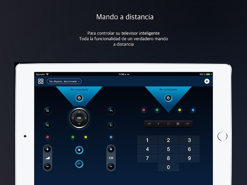 Captura 5 de Control remoto universal para smart tv para android