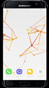 3D Abstract Particle Plexus Live Wallpaper APK 5