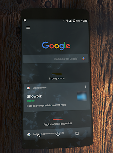 aospUI BlueGray Substratum Dark For Pc 2020 – (Windows 7, 8, 10 And Mac) Free Download 5