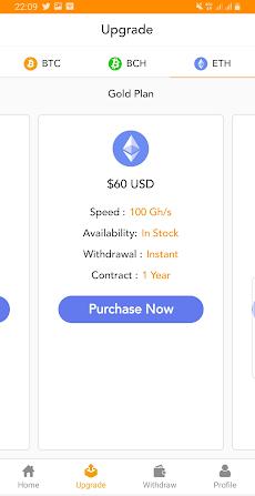 BitFunds - Crypto Cloud Miningのおすすめ画像4