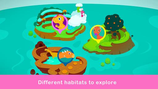 Jurassic Dinosaur - Simulator Games for kids screenshots 1