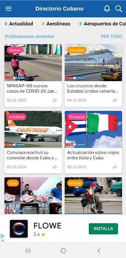 Directorio Cubano - Noticias de Cuba 12 Screenshots 9