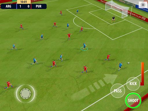 Soccer League 2021: World Football Cup Games 2.0.0 Screenshots 10