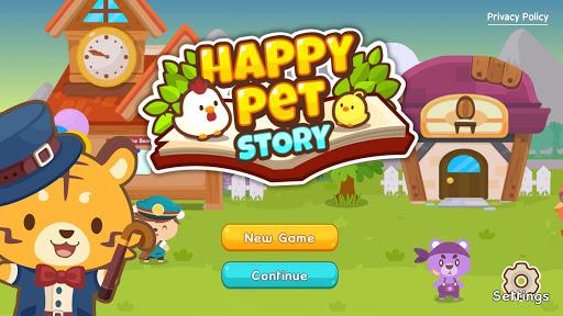 Happy Pet Story: Virtual Pet Game 2.2.3 Screenshots 1