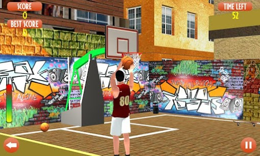 Flick Basketball shooting arcade For Pc In 2020 – Windows 10/8/7 And Mac – Free Download 2