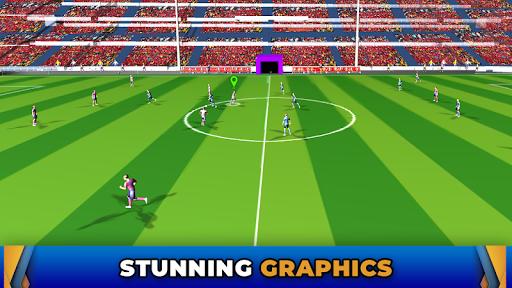 World Dream Football League 2020: Pro Soccer Games 1.4.1 screenshots 2