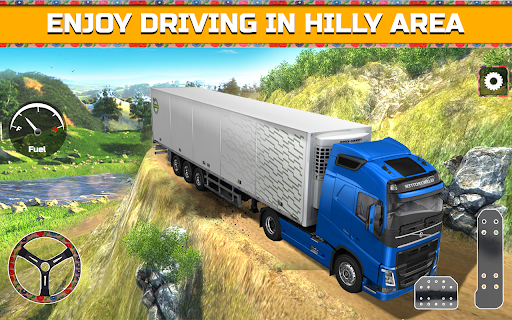 PK Cargo Truck Transport Game 2018 1.5.0 screenshots 6