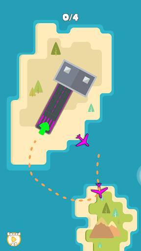 plane control - safe landing simulator 🛬 screenshot 1