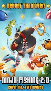 Ninja Fishing MOD Apk 2.1.1 (Unlimited Money) 1