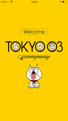 TOKYO 03 Company-東京03オフィシャルアプリのおすすめ画像1