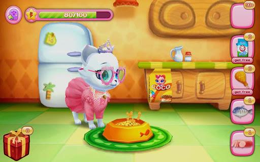 Kitty Love - My Fluffy Pet 1.2.1 screenshots 6