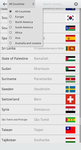 Code Triche Drapeaux sur le globe (Astuce) APK MOD screenshots 5