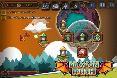 Dragon Rush 2.2 screenshots 6