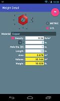 Weight Calculator