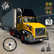 US Heavy Modern Truck: Grand Driving Cargo 2020