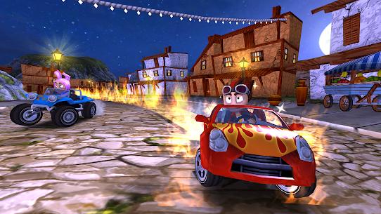 Beach Buggy Racing MOD (Unlimited Money) 7