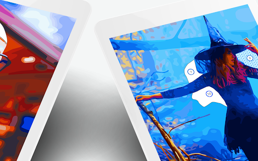 April Coloring - Oil Painting  screenshots 13