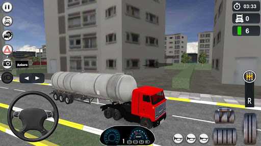 Real Heavy Truck Driver 1.2 screenshots 1