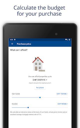 ImmoScout24 Switzerland u2013 Rent a flat, buy a house 4.10.5 Screenshots 12