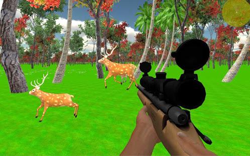 deer hunting jungle war hack