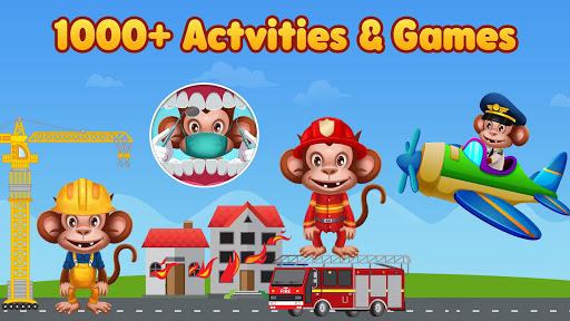 Zoolingo - Preschool Learning Games For Toddler  screenshots 1
