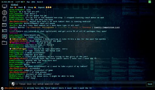 Hackers Online (MMO Simulator)  Screenshots 9