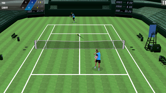 World Tennis Open Championship 2021  Free 3D games Apk 2021 4
