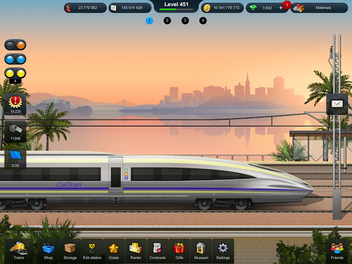 Train Station: Railroad Transport Line Simulator apktram screenshots 2