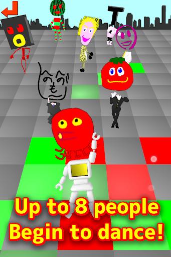 Draw->Dance! Drawing the face 1.1 screenshots 13