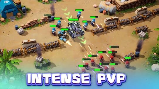 Top War: Battle Game APK MOD HACK (Diamantes Infinitos) 2