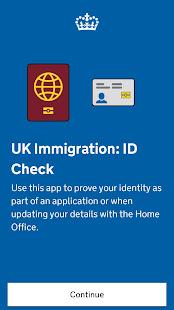 UK Immigration: ID Check