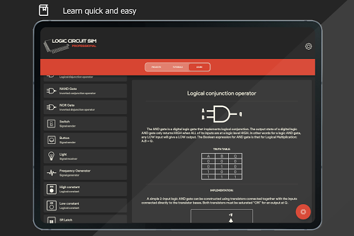 Logic Circuit Simulator Pro android2mod screenshots 16