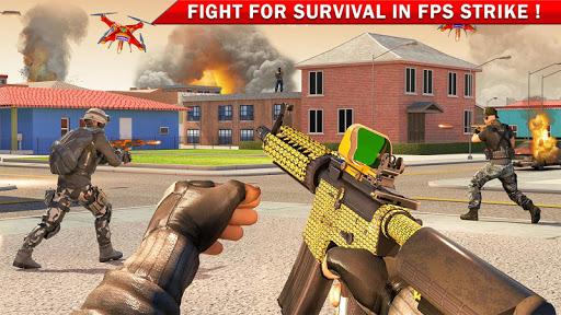 Modern FPS Shooting Strike: Counter Terrorist Game 2.9 screenshots 11