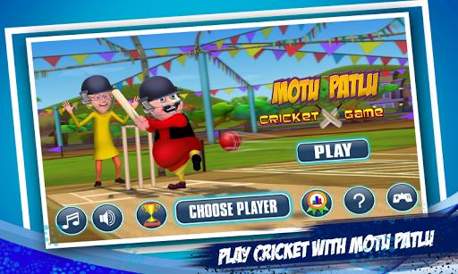 Motu Patlu Cricket Game https screenshots 1