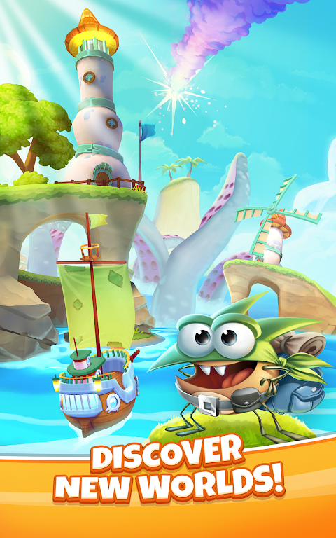 Best Fiends Stars - Free Puzzle Game poster 2