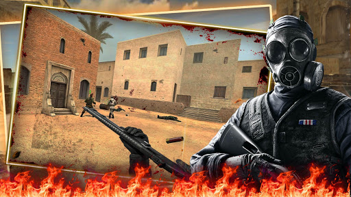 Gun Strike: Encounter Shooting Game- Sniper FPS 3D 2.0.3 screenshots 21
