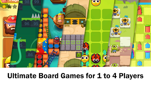 Family Board Games All In One Offline  screenshots 1