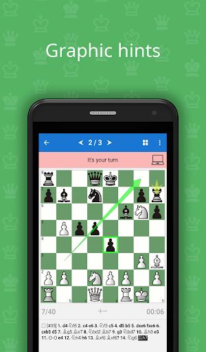 Chess Opening Lab (1400-2000) 1.3.5 Screenshots 1