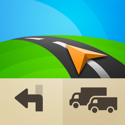 Sygic Truck & Caravan GPS Navigation