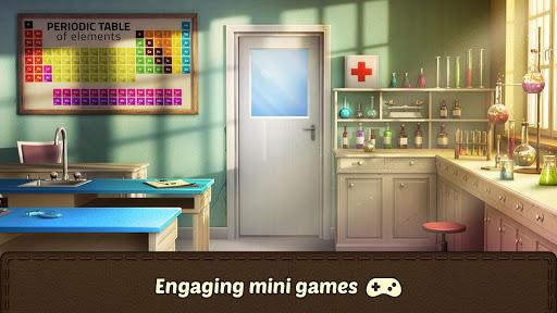 100 Doors Games 2020: Escape from School 3.6.7 screenshots 8