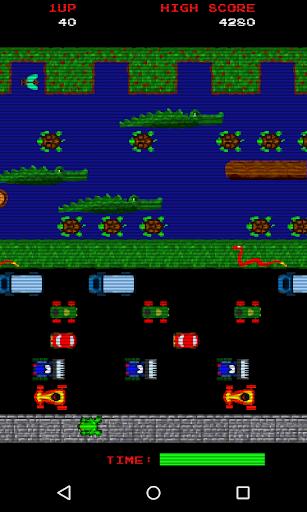 Retro Jumping Frog 1.47 screenshots 4