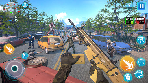 Zombie Hunter: Offline Shooting Game 3D 1.2 screenshots 2