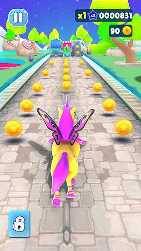 Magical Pony Run - Unicorn Runner 1.6 screenshots 5