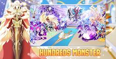 Monsters & Puzzles (モンスターとパズル):伝説の戦い-新しいマッチ3のおすすめ画像5