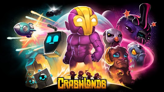 Crashlands Apk Mod (Unlimited Money) 1