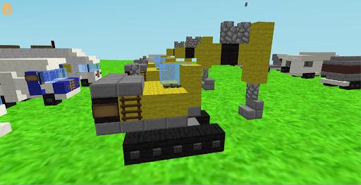 Car build ideas for Minecraft 186 screenshots 4