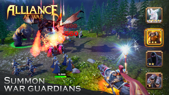 Alliance at War: Dragon Empire – Strategy MMO 3