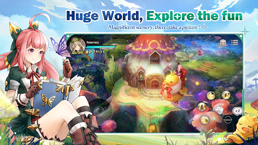 Sprite Fantasia Varies with device screenshots 5
