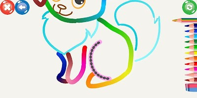 Drawing for Kids! Toddler's Magic Art!