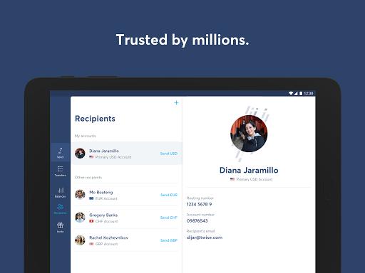 TransferWise Money Transfer 6.2.3 Screenshots 10